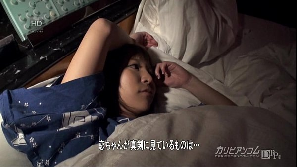 Japanese couple - Kimono Girl Fuck in Sleep