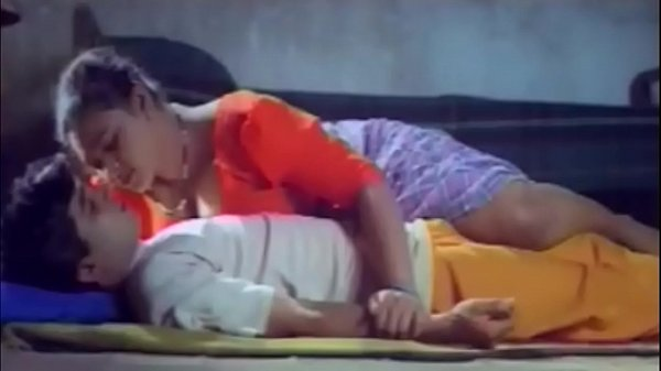 Shakeela in House Seduction on Bed Thumb