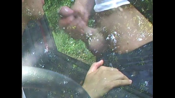 Подсмотренное через окна видео