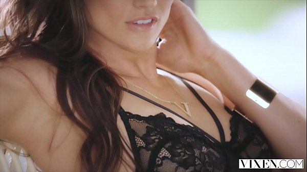 VIXEN Tori Black and Caprice In The Hottest Threesome You'll Ever See!