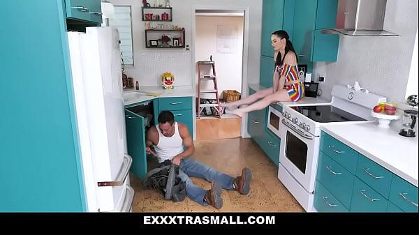 Pigtailed Sex Pixie - Jenna J. Ross - FULL SCENE on http://FucksGirlSmall.com Thumb