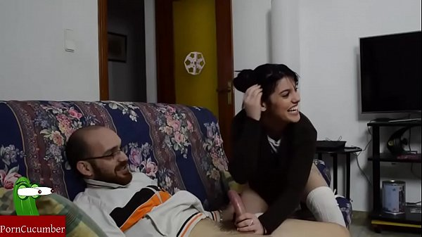 Jesús fucks his girlfriend and Pamela helps them. RAF094 Thumb