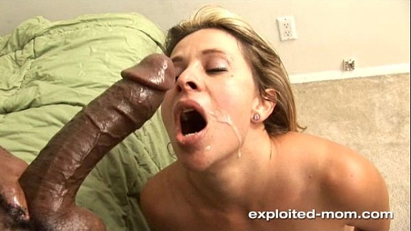 Sexy milf fucks big black cock for facial in Amateur Wife Video Thumb