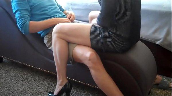 Mom Teaches Naughty Son. Thumb