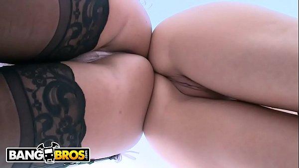 BANGBROS - Huge Ass Pornstars Rachel Starr and Bella Reese Getting Fucked By Tony Rubino