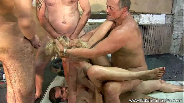A Hard Sex With More Than Three Man In One Session Thumb