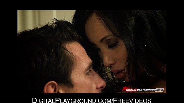 Busty Asian pornstar Katsuni begs her man for r...
