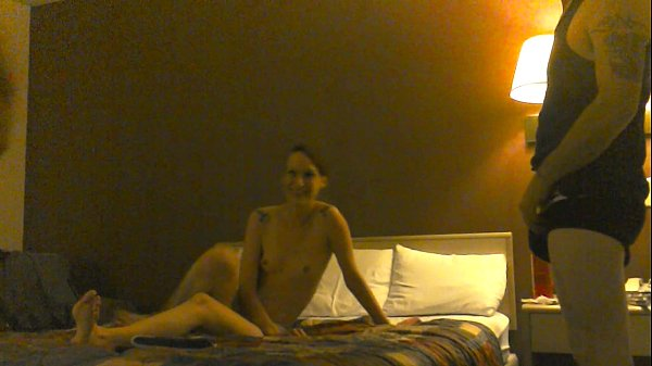Homemade Amateur wife tagteamed in a hotel 3way with our friend Part 1 Thumb