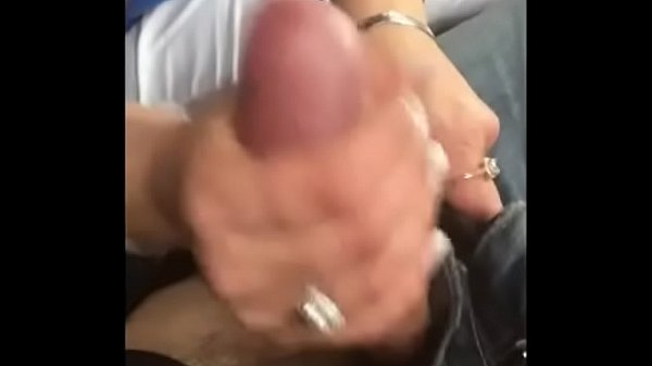 Cheating Wife From Craigslist Strokes My Cock In The Car Thumb