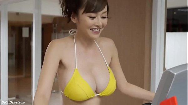 Anri Sugihara bikini series on DobriDelovi.com