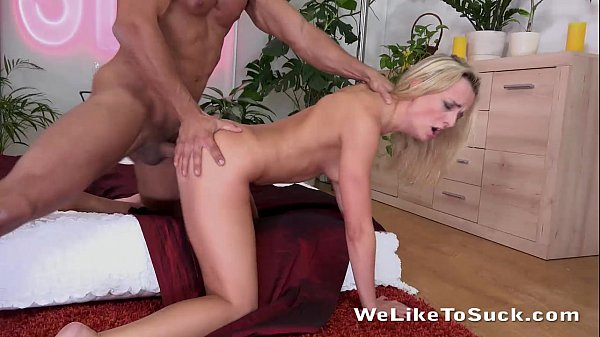 Pussy to mouth fucking for hot blonde Victoria Pure