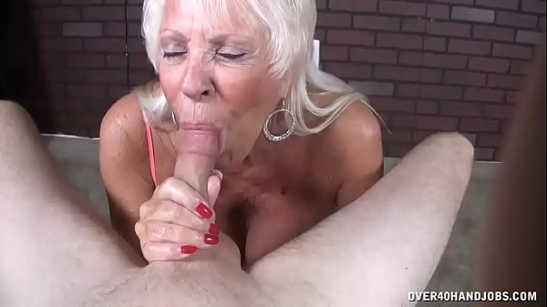 Mature Milf Loves His Big Load In Her Mouth Thumb