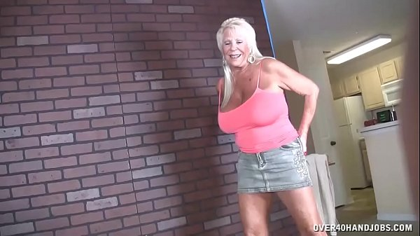 Mature Milf Loves His Big Load In Her Mouth  thumbnail