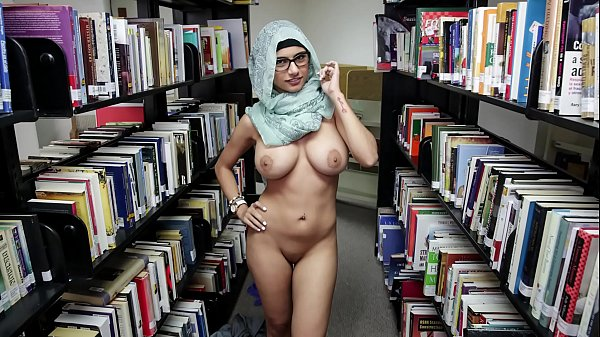 MIA KHALIFA - Up Close & Personal In The Library Thumb