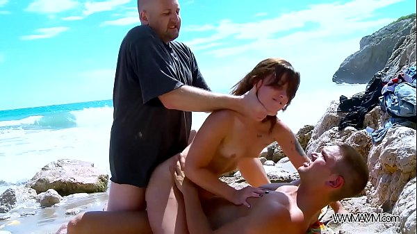 Sea view offers also hard DP fuck for young lady