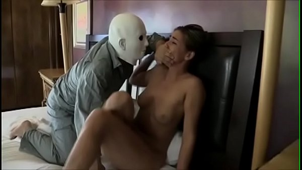 Hot white girl forced by Asian guy