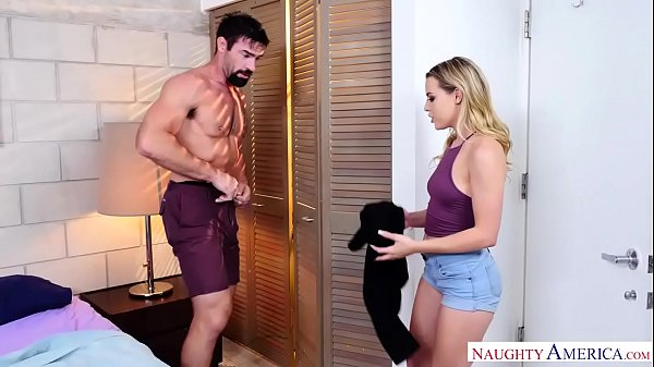 Creampie your wife's bubble butt friend! - Naughty America Thumb