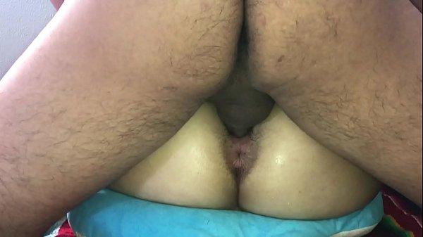 quería darle anal a mi novia, pero estaba en su...