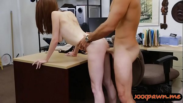Tight girl with glasses gets boned hard