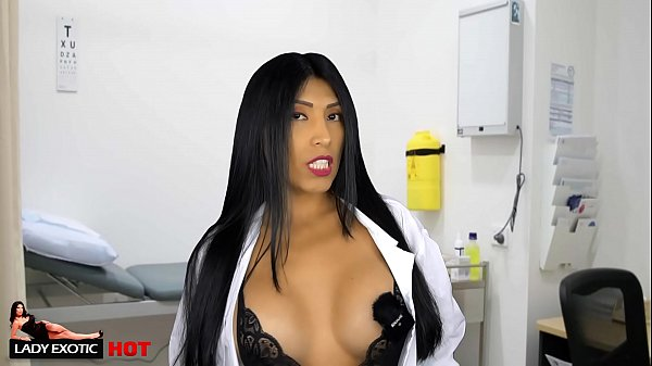 HOT Brunette Doctor ( LADY EXOTIC HOT) Thumb