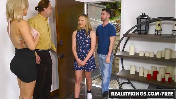 RealityKings - Moms Bang Teens - All In Alyssa starring Alyssa Cole and Savana Styles and Seth Gambl