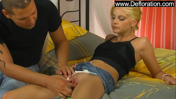 Lala Princess the hot blondie jumps on the big cock