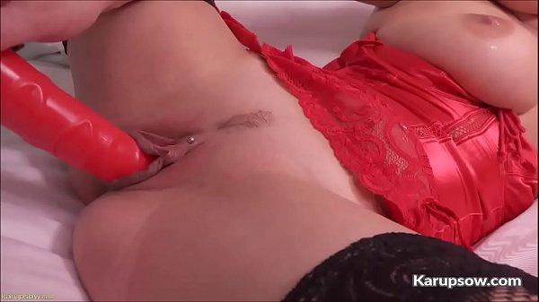 Sexy Milf Brandy Lee Dildo Fucking Thumb