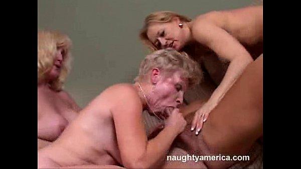 Mrs Jewell Threesome