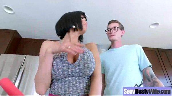 Amateur Mature Big Tit Blowjob