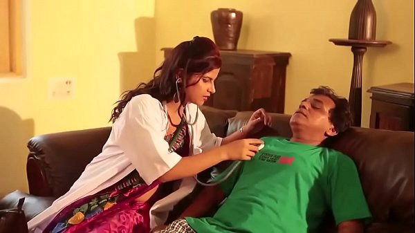 INDIAN LADY DOCTOR SEDUCES OLD MAN  thumbnail