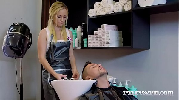 Private.com Vinna Reed, a hairdresser but a good..