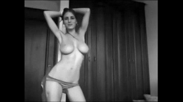 Dance Huge Perfect Tear Drop Tits Dancing on Webcam..- whatwebcam.com