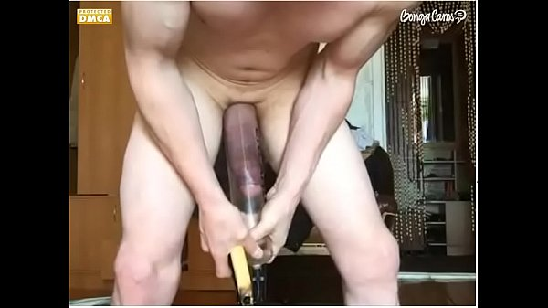 Penis massive pumped Pumping Routine