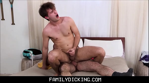 2018-12-25 13:32:40 - Muscle Bear Step Dad Teaching His Step Son After Catching Him Jerking Off 8 min  HD http://www.neofic.com