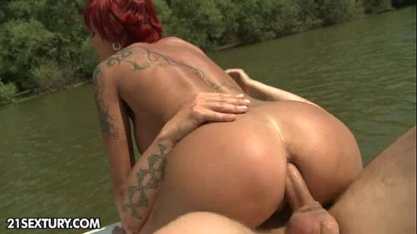 Patricia Gold Fucked on a Boat