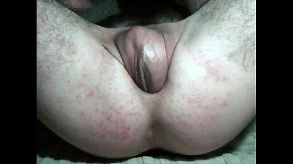 Засунуть в жопу мужские яйца — 7