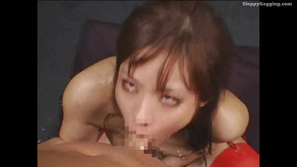 Asian JAV Gagging Puking Compilation 1 sloppygagging.com