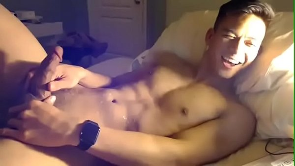 Asian Handsome Boy Jerkoff