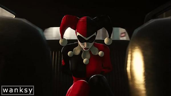 Harley Quinn gang bang  thumbnail