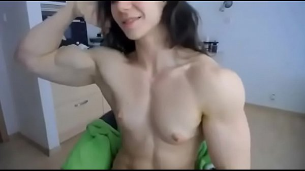 Big Muscles girl 112