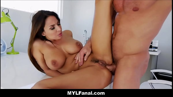 Natural Big Tits French MILF Anissa Kate Anal Fuck From AC Repair Man Johnny Castle Thumb