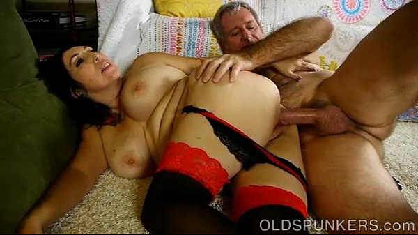 Teen girl fucked home alone