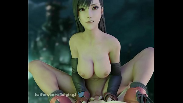 Tifa Lockhart Riding - POV