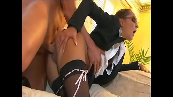 Slutty business lady Sabrina Sweet fucked by rich boss during interview Thumb