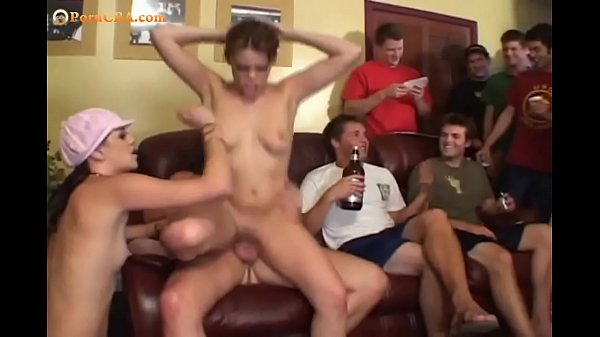 True college girls - Sexparty
