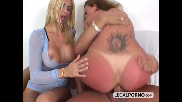 Hot Anal Threeway With Sexy Girls And A Big Dick NL-13-02