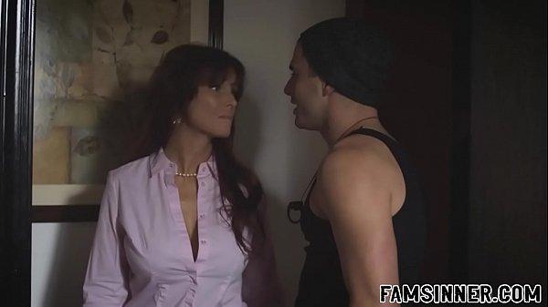 stepson seduces his stepmom