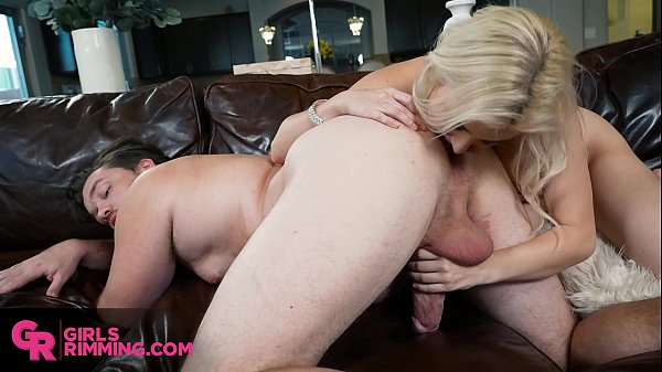 GIRLSRIMMING - Rimming pleasures with petite bl...