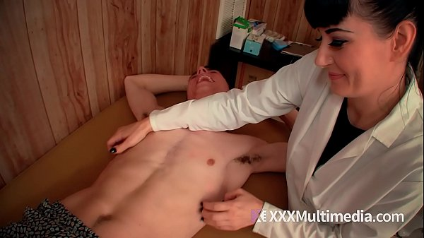 Nyxon Tickling Her Male Patient Aiden Valentine Thumb