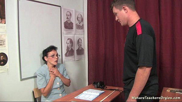 Russian mature teacher 13 – Kayla (history lesson)
